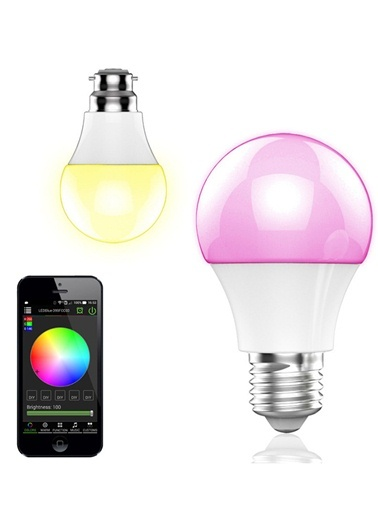 Bluetooth Led Ampul IOS & ANDROID-Magic Blue